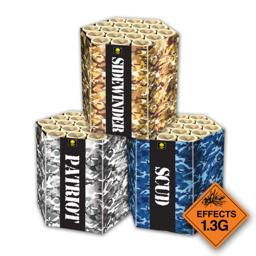 Ammo Store 3 Pack