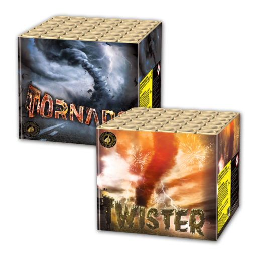 Tornado & Twister