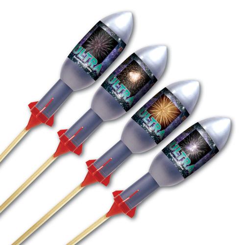 Ultra Rocket Single